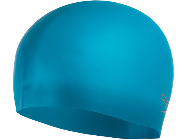 speedo Moulded Silicone Cap, nordic teal